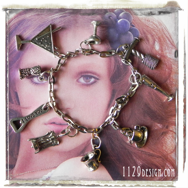 bracciale-ciondoli-bere-enoteca-drinking-charms-silver-bracelet-1129